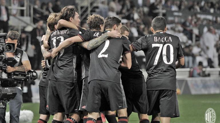 """Големият Милан отново е тук - """"росонерите"""" спечелиха Суперкупата на Италия (ВИДЕО)"""