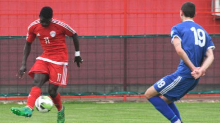Съперникът на ЦСКА в Лига Европа се подсили с нигерийски защитник