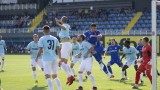 Късен гол на Мартин Ковачев измъкна равенство за Дунав срещу Верея