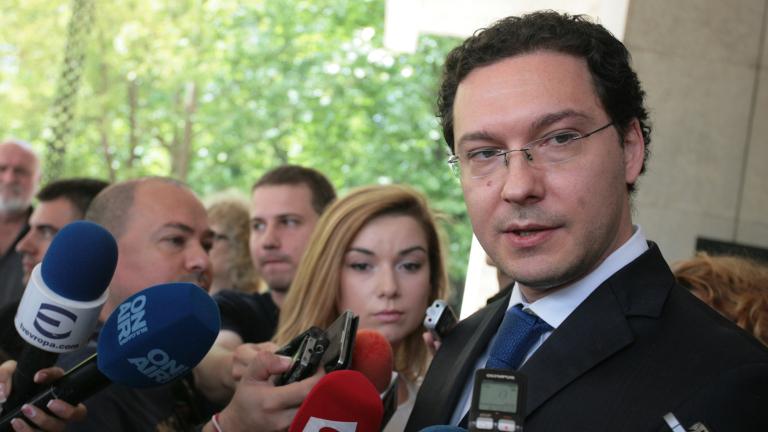 Не сме изнасяли оръжие за Сирия от началото на конфликта, убеждава Митов