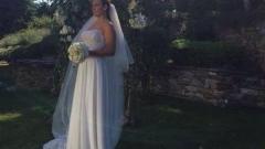 Диана Любенова се омъжи (Снимки)