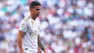 Хамес се контузи, остава в Реал (Мадрид) поне до зимата
