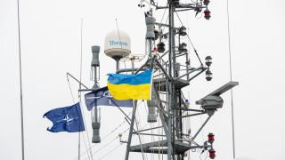 Четири кораба на НАТО влязоха в пристанище Одеса