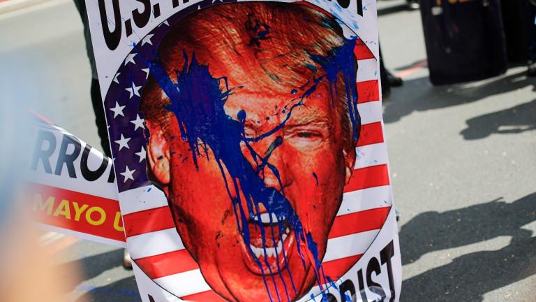 Иран дава $80 млн. за главата на Тръмп