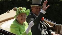 Принц Филип приет в болница