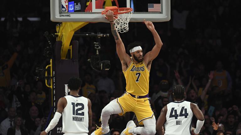 Резултати от срещите в НБА, играни във вторник, 29 октомври