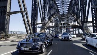 Mercedes-Benz получи короната в премиум сегмента и през 2018 година
