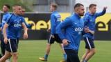 Валери Божинов и Иван Горанов отново в групата на Левски