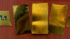 2.5 кг. злато скри българка в бельото си, за да мине границата