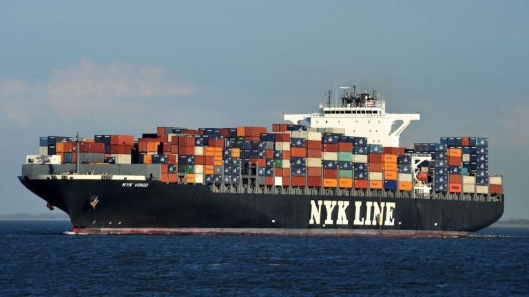Най-голямата корабоплавателна компания в Япония - Nippon Yusen въвежда своята