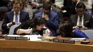 ООН отхвърли резолюцията на Русия за Сирия