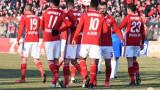 ЦСКА прегази Верея с 5:0 и оглави класирането в Първа лига! (ВИДЕО)