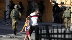 Две непълнолетни момчета са сред застреляните край Газа палестинци