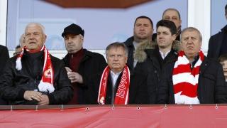 Томов с последно 10 - продал фалшива емблема на ЦСКА