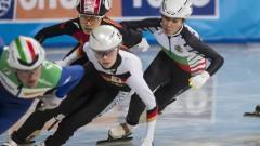 Анна Якимова трета в серията си на 1000 метра