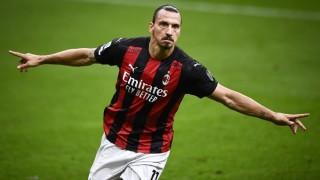 След COVID-19, Златан пребори и Интер: Ибра изригна с два гола в дербито на Милано