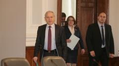 Герджиков свика спешно министрите си заради постановление 208