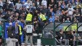 БФС наказва Левски с най-малко 37 500 лева ?