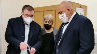 Борисов допуска, че ЕС може да иска документ за ваксинация