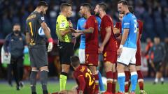 Рома открадна първи точки от лидера Наполи, изгониха Жозе Моуриньо