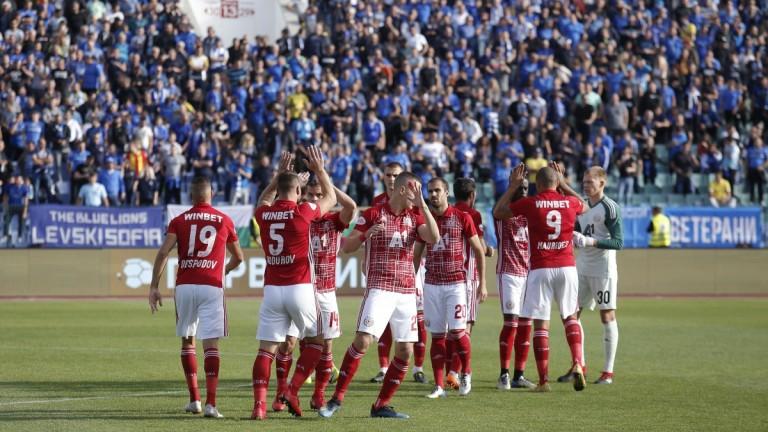 ЦСКА в Първа лига единствен има право да претендира за наследник на фалиралия клуб