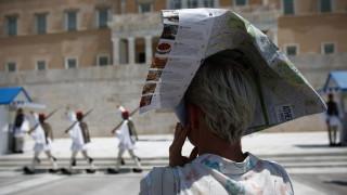 Гърция достига до 47-градусови жеги