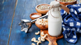 Рецепта за домашно мляко от кашу