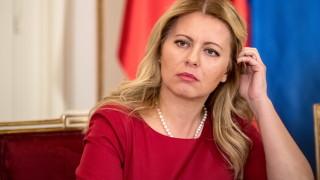 Президентът на Словакия блокира закон, забраняващ анкетите 50 дни преди изборите