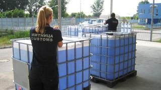 Задържаха 6 тона контрабанден спирт на Дунав мост 2