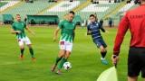Берое - Етър 1:0, гол на Камбуров, червен картон за гостите!