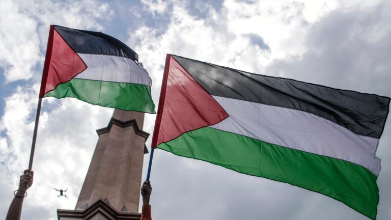 14 палестинци убити от решението на Тръмп да признае Йерусалим за столица на Израел