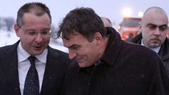 Станишев инспектира почистването по Е-79