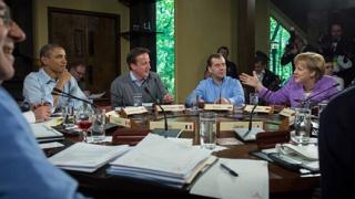 Г-7 предупреди Русия да не анексира Крим