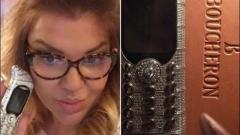 Ваня Червенкова си позволи телефон - по-скъп от ферарито й