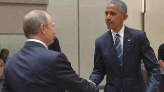 Над един час Путин и Обама обсъждаха Сирия и Украйна