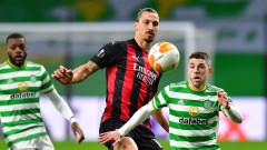 Победният ход на Милан се пренесе и в Лига Европа