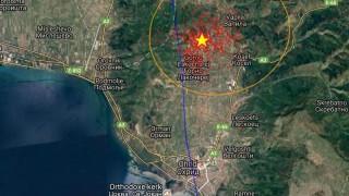 Земетресение 5,0 по Рихтер в Македония