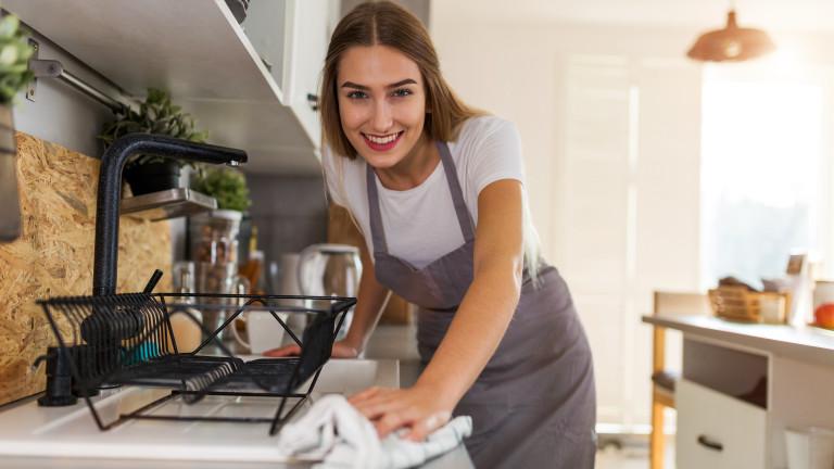 Как правилно да дезинфекцираме дома си