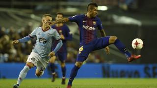 Селта спря Барселона, развръзката остава за реванша