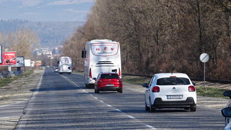До 2 години създаваме е-система за сигнали за опасности на пътя