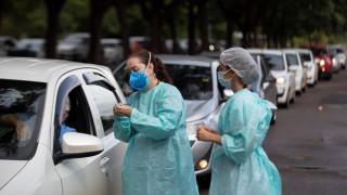 Болници в Бразилия са пред колапс заради коронавируса