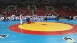 Дебютантът за България на Световното по самбо ще се бие за титлата!