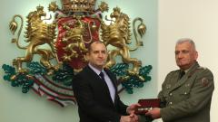 МС предлага повишение за шефа на отбраната ген.-лейтенант Андрей Боцев