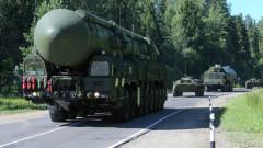 Русия успешно изстреля междуконтинентална балистична ракета от ново поколение