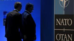 НАТО отговори на Порошенко, че вече има силно присъствие в Черно море