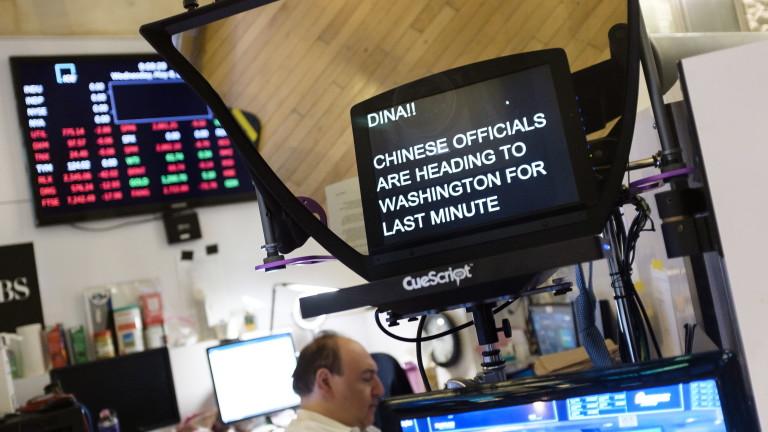 САЩ и Китай изпращат противоречиви сигнали за търговията. Президентът Доналд