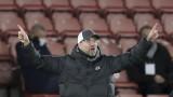 Юрген Клоп: Да спечелиш срещу Юнайтед е достатъчно трудно