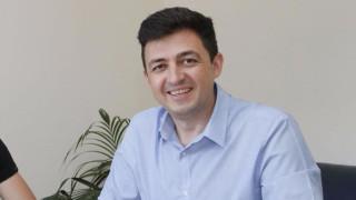 Красимир Иванов горд от работата си в Левски до този момент