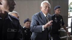Бившият премиер на Малайзия Разак обвинен в пране на пари