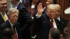 Тръмп обсъждал облекчаване на санкциите срещу Иран, Джон Болтън се възпротивил